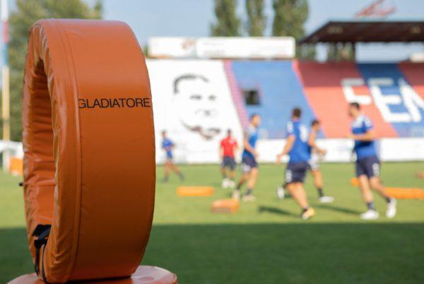 Training con la Rugby Rovigo Delta
